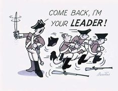 Uninspiring leader